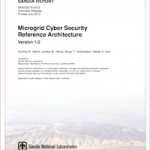 Cyber Security for Microgrids