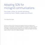 Microgrid Communications using SDN Tech