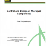 Control and Design of Microgrids