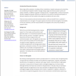 Microgrid Effects for Utilities