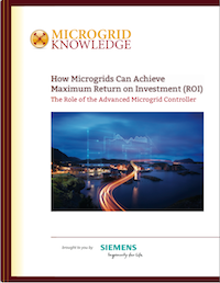 Finances for Microgrids