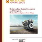 reciprocating engines and microgrids