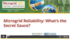 Microgrid Relaibility Video